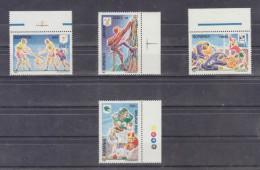 1997 - Sports  Mi No 5289/5292 Et Yv No 4225/4228 MNH - 1948-.... Repubbliche