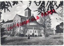 81 - DOURGNE - ABBAYE SAINT BENOIT D´ EN CALCAT - LE CHEVET DE L´ EGLISE - Dourgne