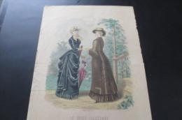 La Mode Illustrée - Literature