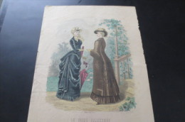 La Mode Illustrée - Libros