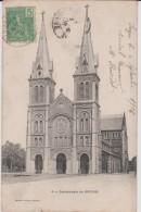 R :  Viêt  Nam :   Cathédrale  De  Saïgon - Viêt-Nam
