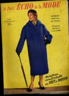 Le Petit ECHO De La MODE 1954 PARIS Automne  N°37 - Patrons