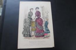 Le Journal Des Demoiselles - Literature