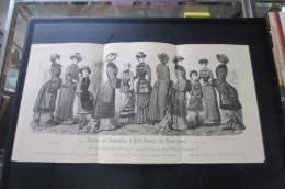 Le Journal Des Demoiselles - Littérature