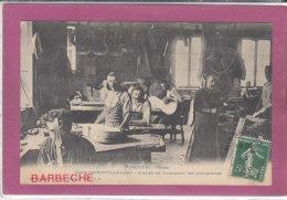88.- MIRECOURT .- Usine THIBOUVILLE-LAMY .- Atelier De Fabrication Des Violoncelles - Mirecourt