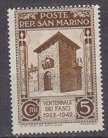 PGL CC237 - SAN MARINO SAINT MARIN SASSONE N°240 ** - San Marino