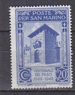 PGL CC248 - SAN MARINO SAINT MARIN SASSONE N°242 ** - San Marino
