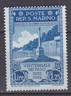 PGL CC251 - SAN MARINO SAINT MARIN SASSONE N°247 ** - San Marino