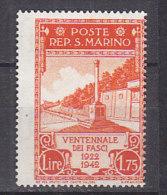 PGL CC258 - SAN MARINO SAINT MARIN SASSONE N°248 ** - San Marino