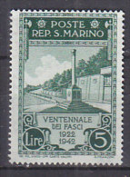 PGL CC263 - SAN MARINO SAINT MARIN SASSONE N°250 ** - San Marino