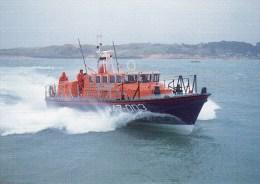 Postcard - Padstow Lifeboat, Cornwall. A - Ships