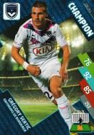 Grégory Sertic - Girondins De Bordeaux  - Gdb-ch1 - Champion  - Carte Panini Football Adrenalyn Xl - Ligue 1 - Trading Cards