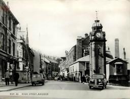 BANGOR      HIGH STREET - Pays De Galles