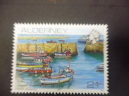 ALDERNEY 48  Xx ( YVERT ) COTE : 1.75 EURO - Alderney