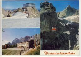 DACHSTEINSÜDWAND - BAHN - Bergstation, Talstation, Godel Auf Der Fahrt Zum Hunerkogel - Ramsau Am Dachstein