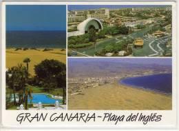 GRAN CANARIA - PLAYA DEL INGLES,  Diversos Aspectos - Gran Canaria