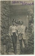 Black Men Dressed As Rich White Men Caricature Noirs Se Moquant Des Blancs La Guaira 1904 - Venezuela