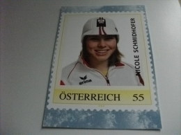 Austria Nicole Schmidhofer - Personalità Sportive