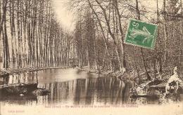 60 - BETZ (oise) - La Rivière Près De La Cascade - Parc Du Château - France