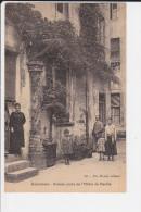 CPA AUXONNE 21 ANCIEN PUITS DE L HOTEL DE BERBIS BELLE ANIMATION - Auxonne