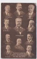 Romania - Iasi - Comitetul Serbarilor Jubiliare Ale Universitatii 1910 - Scrisa De Ilie Barbulescu - Rumania