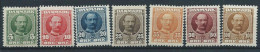 Danemark 1907 N° 55/61 Neufs * MVLH Frédérik VIII