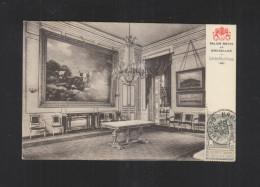 CP 1902 Palais Royal De Bruxelles Cafe Des Marechaux - Monumenti, Edifici