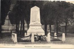 Vernonnet - Monument Commémoratif - Vernon