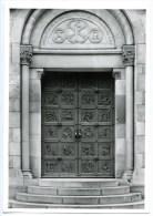 Zürich, Grossmünster, Zwingli - Türe, Otto Münch, Winizki - ZH Zürich