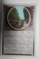 Calendrier 1910 - Calendriers