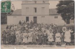ORIVAL SAINT HELLIER PAR BELLENCOMBRE COLONIE SCOLAIRE DU 17e ARRONDISSEMENT DE PARIS LE PAVILLON DES FILLES 1912 - Bellencombre