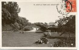 CPA 03  VICHY LE PARC DES CELESTINS 1911 - Vichy