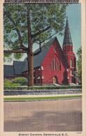 South Carlina Greenville Christ Church