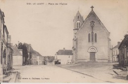 Le Luart Place De L Eglise 2151 - France