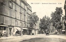 CLICHY BOULEVARD JEAN JAURES - Clichy