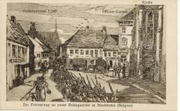 Meulebeke / 1914-18 / Feldpostkaart