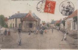 Prevelles Carte Couleurs Tres Rare Planche De Coucous - France