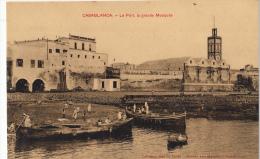 Casablanca Le Port La Grande Mosquee - Casablanca