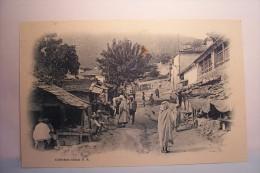 A  SITUER - ( Sans Légende ) -  Collection Idéale P.S. -  Carte Publicite - Algerien