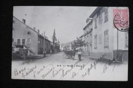 CP Boege Haute Savoie La Mairie  1906 - Boëge