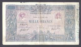 1000 Francs BLEU ET ROSE FRANCE 19 Juillet 1919 F.36.34 - 1871-1952 Anciens Francs Circulés Au XXème