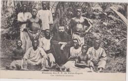 Carte Postale Ancienne,afrique,ZIMBABWE ,dispensaire,conversion Chrétienté,mission Des Croyants Du Saint Esprit,rare - Zimbabwe