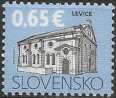 SK 2014-726 DEFINITIVE LEVICE, SLOVAKIA, 1 X 1v, MNH - Slovaquie