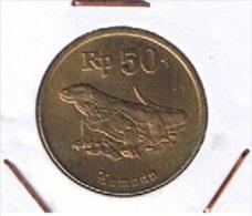 INDONESIE   //  50  RUPIAH  1995     //  ETAT  SUP