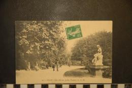 CP, 59, LILLE Une Allée Du Jardin Vauban N°17 Edition LSH RARE - Lille