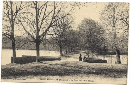 Torigni-sur-Vire - Le Pont Des Deux étangs - France