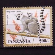 Tanzania ** (12358) - Apen