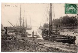 Blaye. Le Port. - Blaye