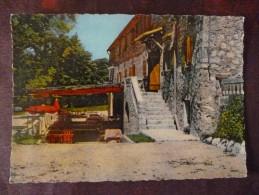 SERANON (06).LOT DE 2 CARTES.LA FERME NAPOLEON.LE LOGIS DU PIN.TBE. - Roquebrune-Cap-Martin