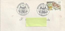 CAD BESANCON-DOUBS - 1er Jour Le 5-05-2001 - Commemorative Postmarks